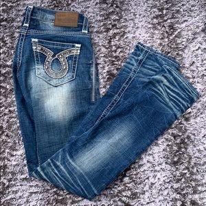 Big Star Sweet Skinny Long Jeans